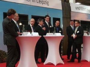 Moderator Gerd Edler | DB Schenker