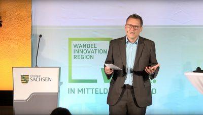 Strukturwandel Moderator Gerd Edler