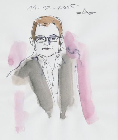 Zeichnung von Ralf Alex Fichtner