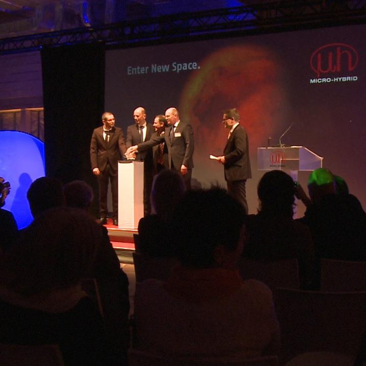 Gala Moderator Gerd Edler